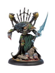 Cryx Epic Goreshade the Cursed